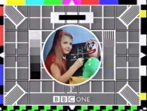 BBC test card